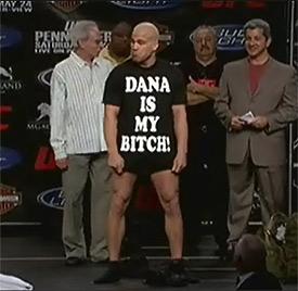 Tito vs Dana?